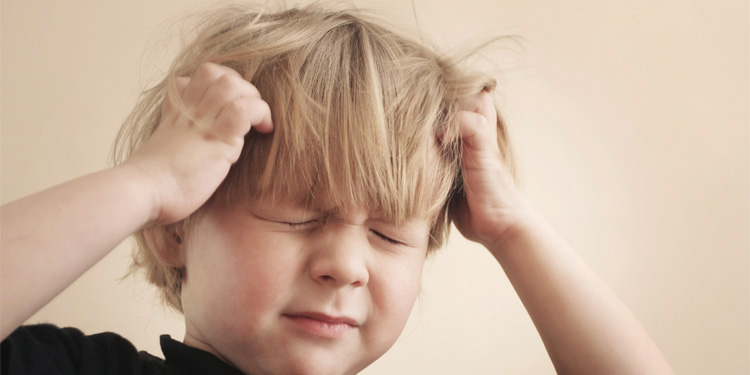 Juckende Kopfhaut: Jeder Fünfte leidet daran